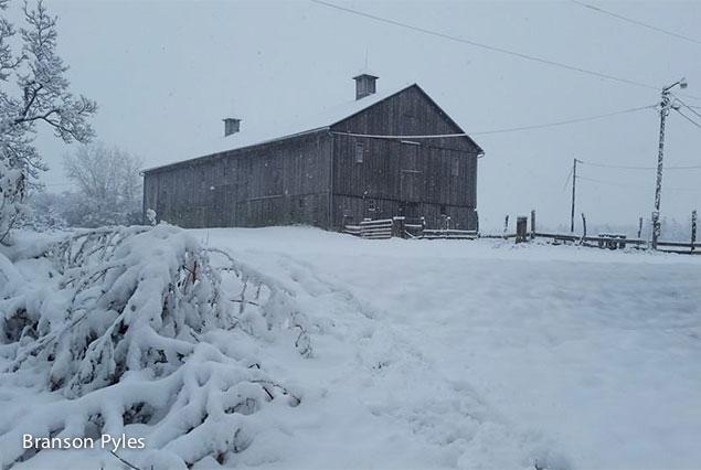 Howell Farm Lodging